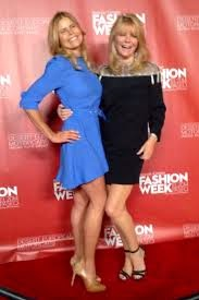 Fashion Week in Palm Desert. Cheryl Tiegs and Mariel Hemingway walk the Runway!!