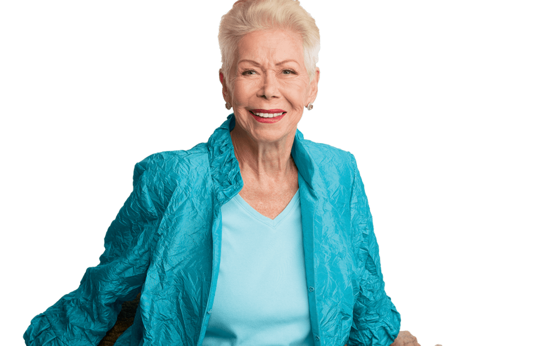 Louise Hay, an Abused Child and One Time High-Fashion Model Healed her Life and Millions with Her!!