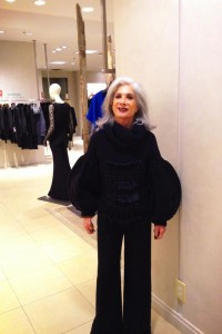 Joy from Saks Fifth Avenue