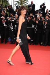Ines de la Fressange Ines at Cannes