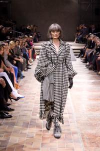 Yohji Yamamoto Fashion Show