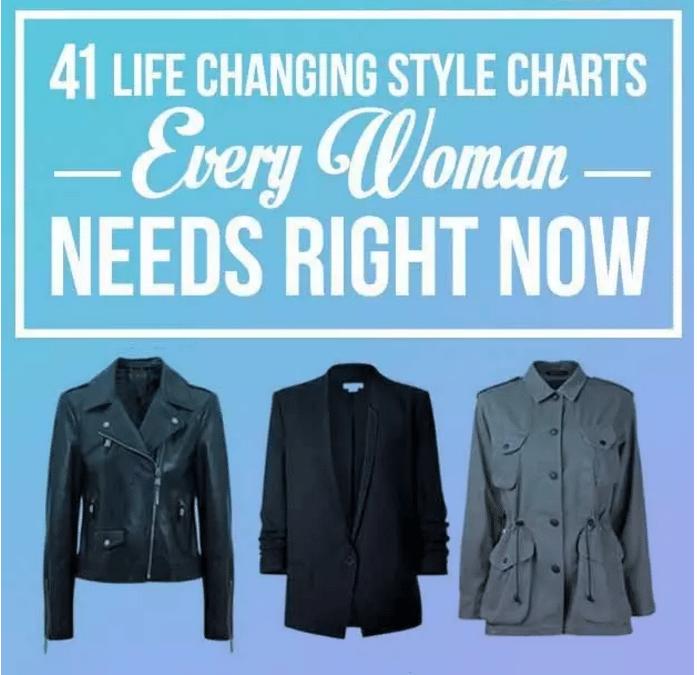41 Lists to Keep
