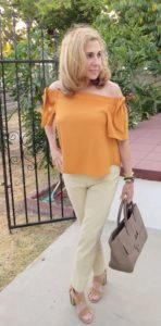 The Very Fashion Friendly Designer For Over Fifty; Lisette L pants are Fabulous