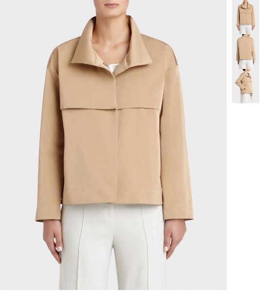 couture cloth tiegs jacket