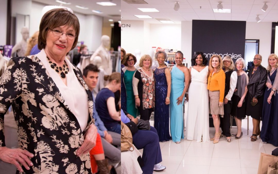 Kay, in Her Late Sixties, Overcomes Fears Thanks to Fashion Over Fifty Runway Show
