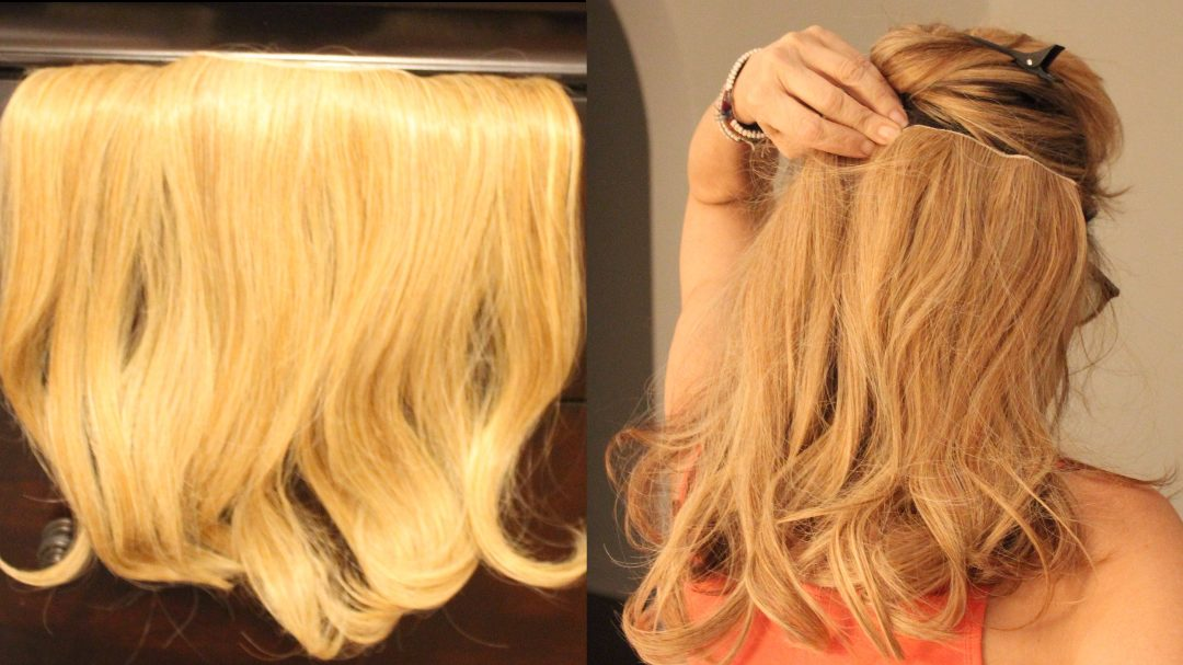 Want more hair?  No worries… It's easy as 1, 2, 3