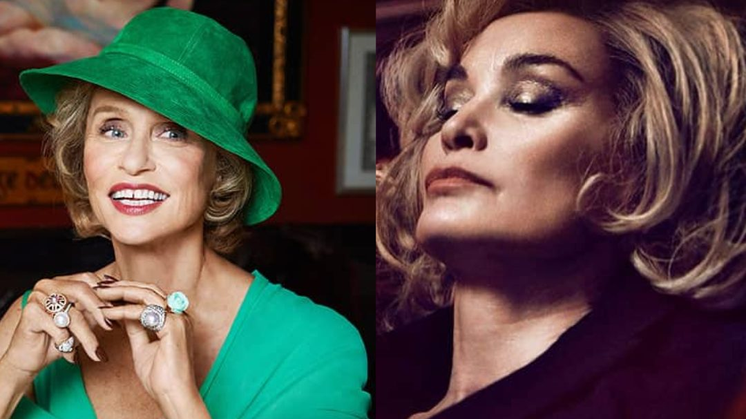 The Hottest Thing In Modeling: Being Over 50! Susan Sarandon gets a gig at 69! Christie Brinkley frolics with half-naked models at 61! The most in-demand models of the moment have been on the scene for quite some time By Alex Apatoff