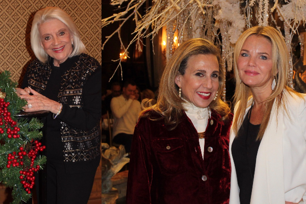 A Holiday Fashion Show with Friends, Designers and a Few Models Over Fifty
