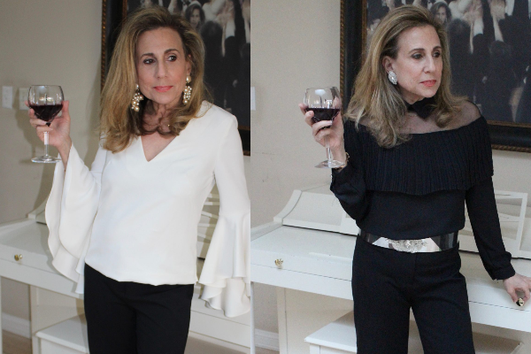 A Quandary as to What to Wear on New Year's Eve as Mature Woman Over Fifty