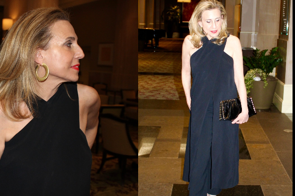 Fashion Over Fifty is Sexy Over Sixty in Couture by Cushnie and Ochs