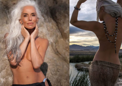 Yazemeenah Rossi is a model grandmother…literally!