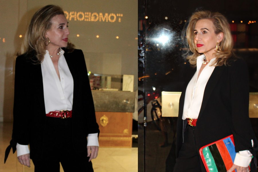 Fashion Dilemmas for the Woman Over Fifty? All is solved with  Classic Suiting from  Lafayette 148 NY