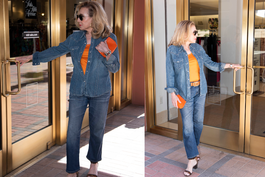 Denim and Some New Ideas on How to Wear it this Summer