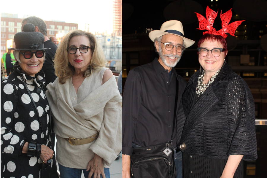 Only in NYC Can you Find Such Fabulous Women Over Fifty Who Have Thrown Out the Rule Books on Style