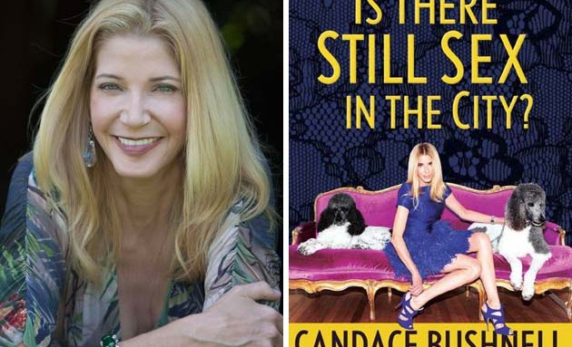 "The latest Candace Bushnell book ""Is There Still Dating in the City"" Hilariously and Seriously Chronicles Mid-Life Dating"