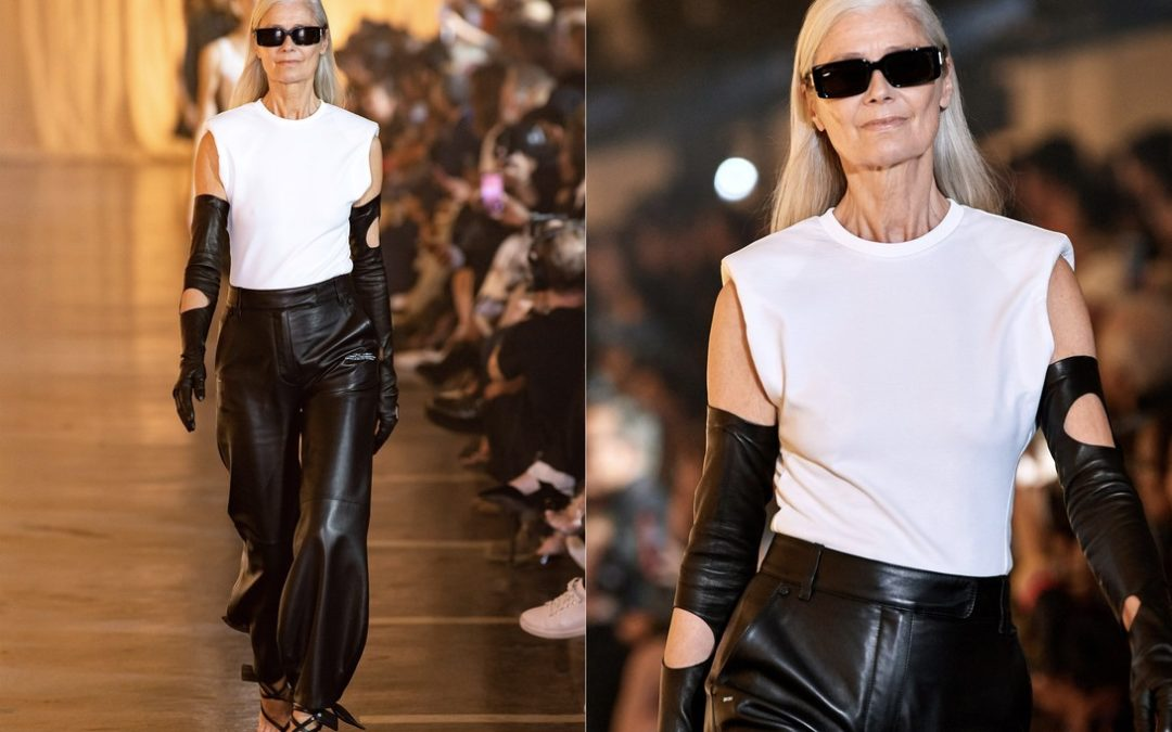 New Mature Models Emerge from Fashion Month, Spring/Summer 2020